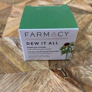 Farmacy Dew It All Total Eye Cream NWT